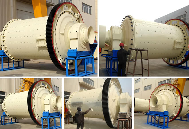 Small/Mini Ball Mill